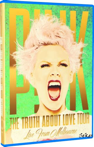 Pink - The Truth About Love Tour 2013 Blu-ray