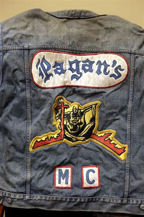 Two identified as Hells Angels facing charges - News - The