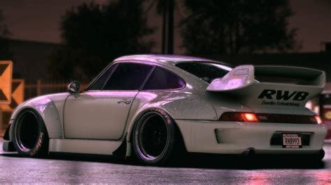 Porsche Carrera S (993) RWB by Chase_UC | Need for Speed