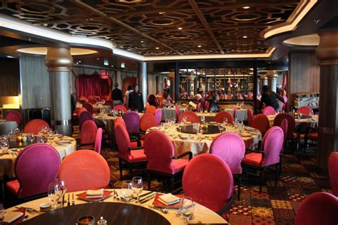 Restaurant Review: Silk on Quantum of the Seas   Royal