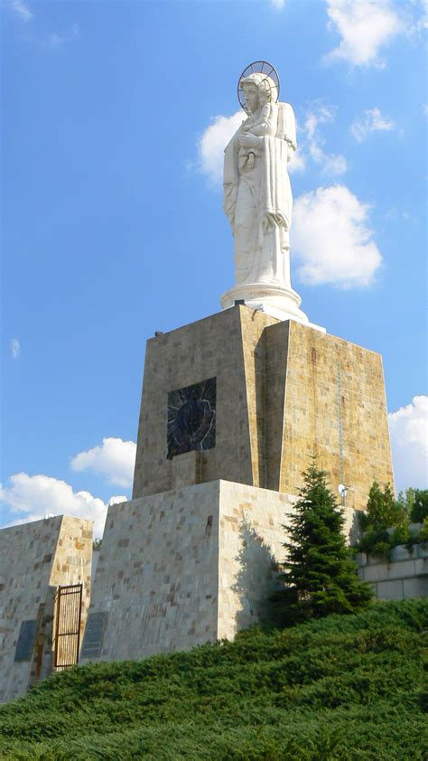 Monument of the Holy Mother of God (Haskovo) - Wikipedia