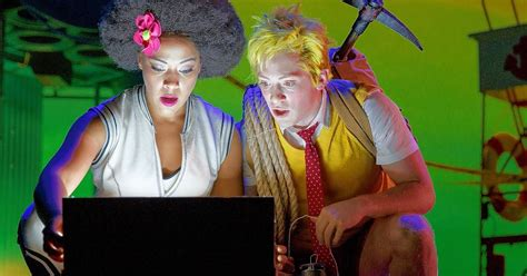 'SpongeBob Musical' delights with whimsical visuals