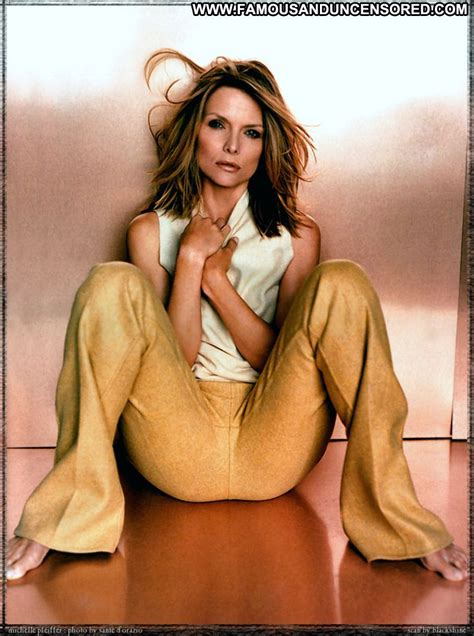 Michelle Pfeiffer No Source Celebrity Posing Hot Babe