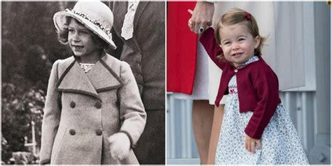 All the Times Princess Charlotte Looked Just Like Queen