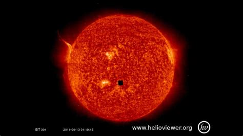 """Black Cube UFO By The Sun Is It """"New Jerusalem"""" Of The"""